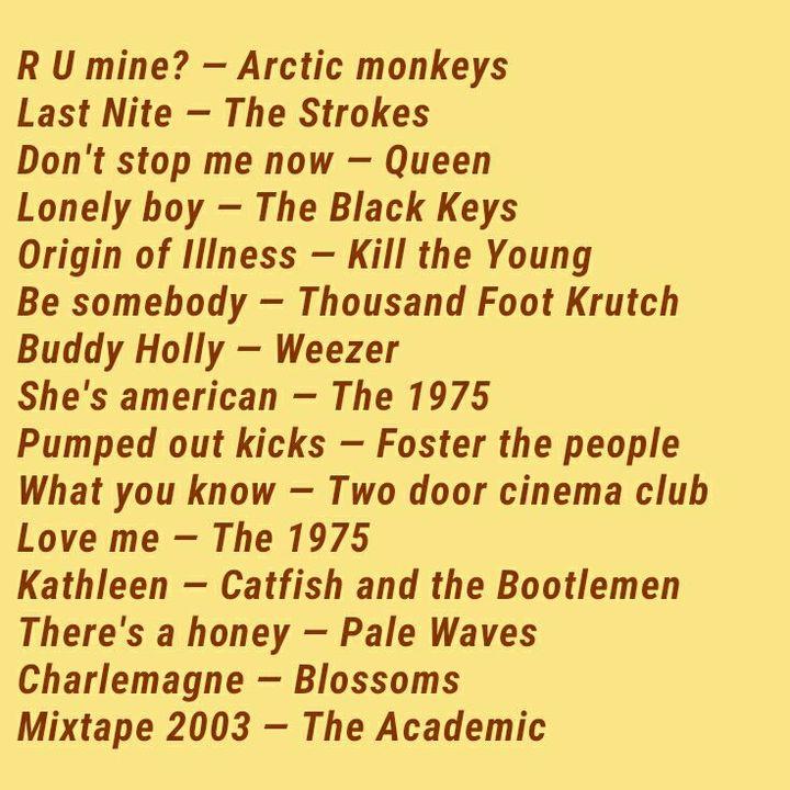 Melodiile astea îmi dau o stare de bine mereu