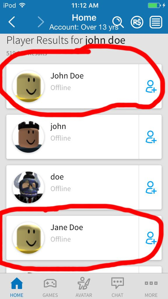 Why John Doe Hacks Roblox Players