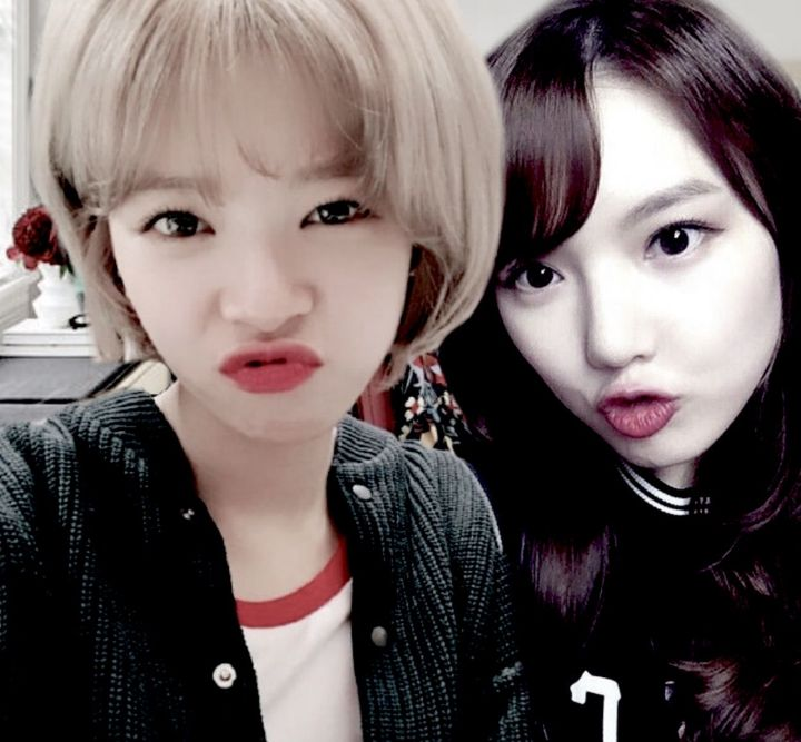 JEONGYEON + YERINREQUESTED BY : twiceforonce