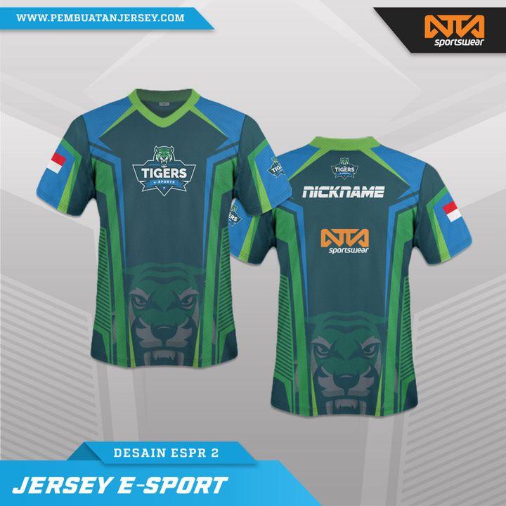 a9e1626e5 Jersey Esports, Jersey Esport Polos, Jersey Esport PUBG, Jersey Esport  Keren, Jersey