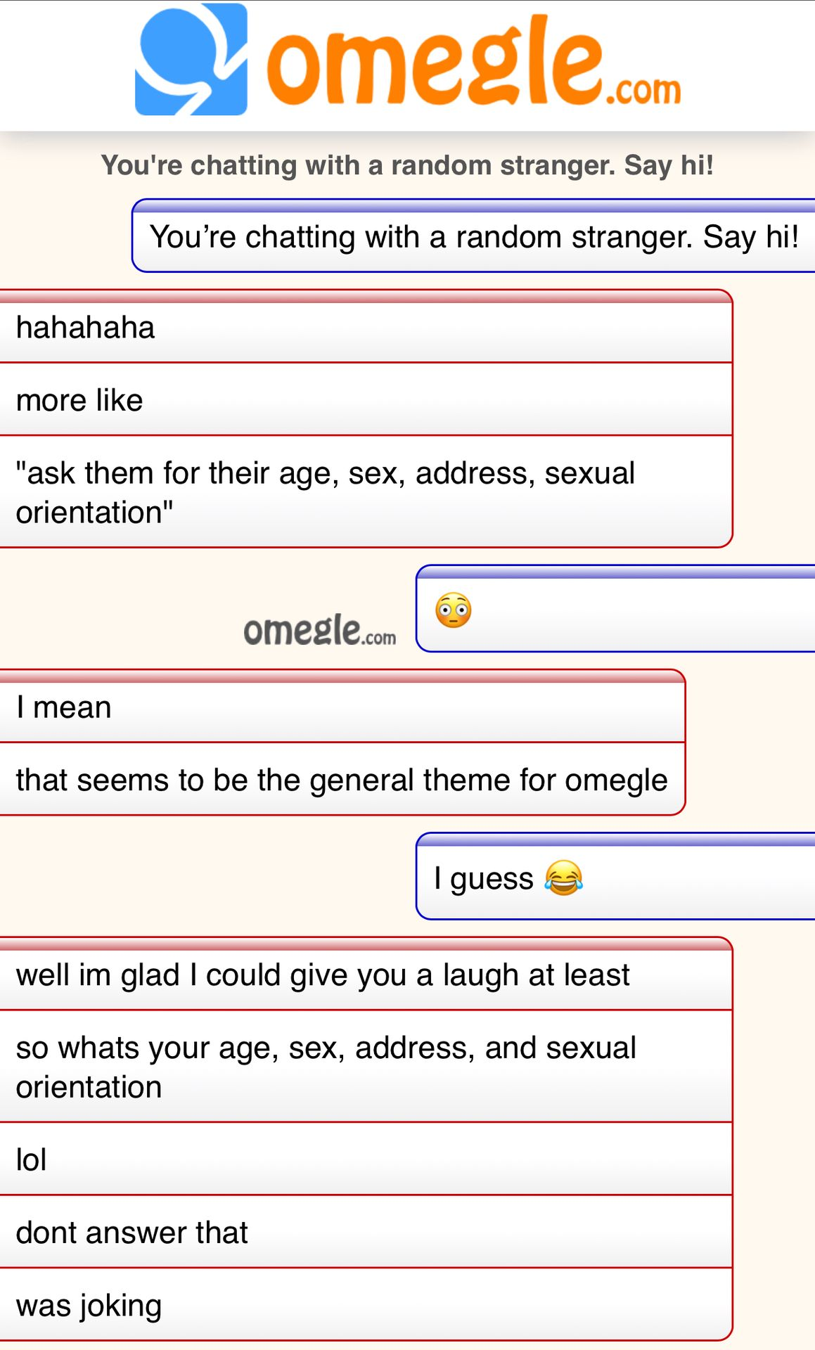 My omegal adventures - Say hi, snapchat, and random shit