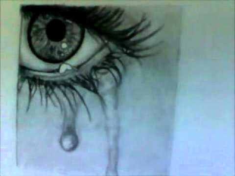 Desenho De Uma Pessoa Triste Chorando Mmod