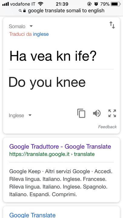 Google Translate è Inquietante 10 Wattpad