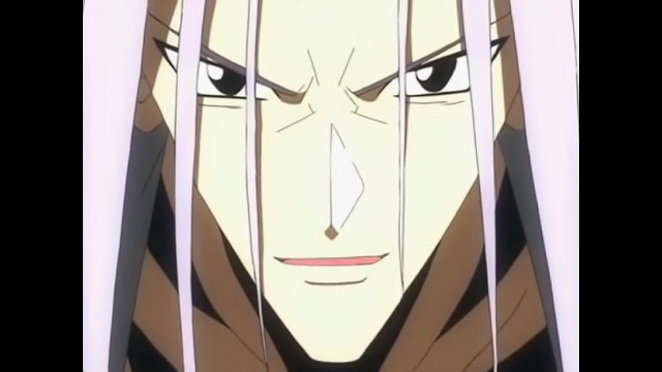 —El joven Manta, puso si vida en peligro para cumplir mi deseo, no haré que su sacrificio sea en vano—le respondido el antiguo samurái