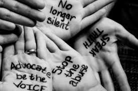 If someone declines to discuss violence issues, consider whether the silence may be due to a fear of the batterer or to cultural, racial, or gender issues which make it difficult to talk about such personal experiences