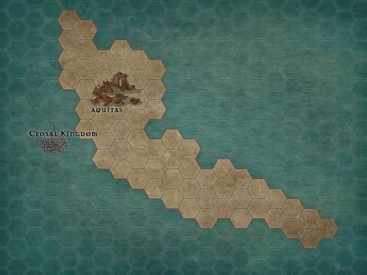 The Ceosal Kingdom is an underwater kingdom that is inhabited by Mer