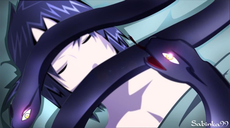 Orochimaru X Reader Lemon
