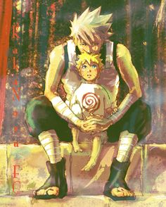 When a Wolf took in The Baby Fox(Naruto Fanfic) - The Wolf