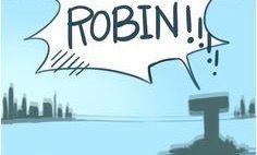 Starfire: ¡ROBIN!