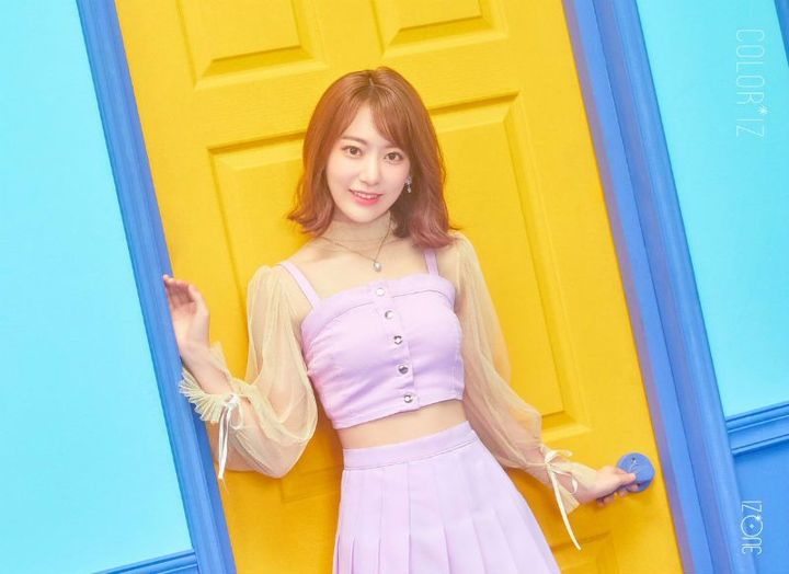 IZ*ONE: Profile, Facts and Song Lyrics - Miyawaki Sakura's Profile