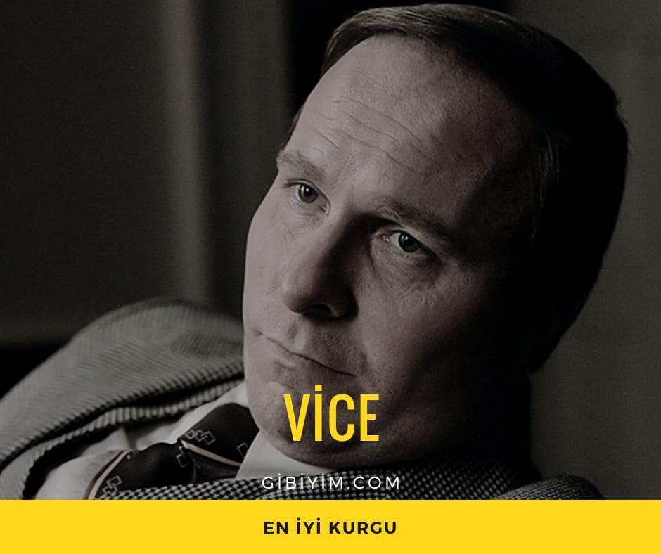 """""""Vice,"""" Hank Corwin"""
