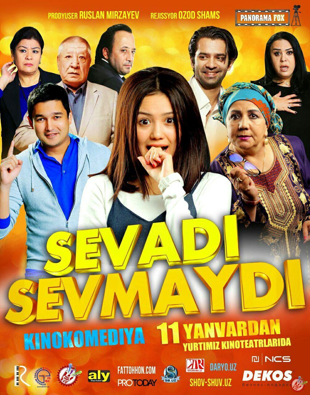 Узбек кино комедии 2017 и 2018 смотреть онлайн бесплатно