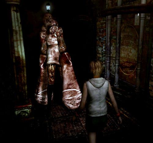 Silent Hill 3 Characters Monsters Book 3 Closer Monster