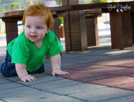 Evan Almeida - 1 ano e 8 meses