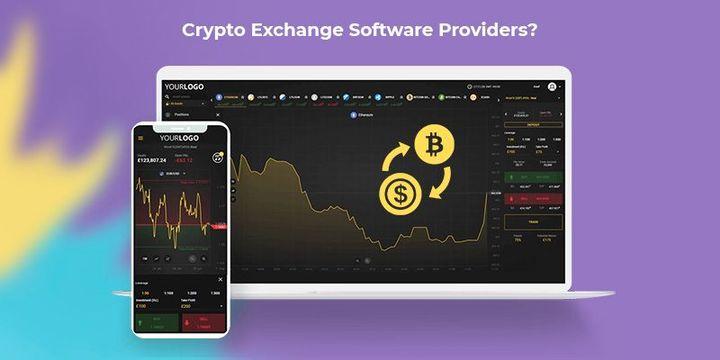 cryptocurrency platform providers