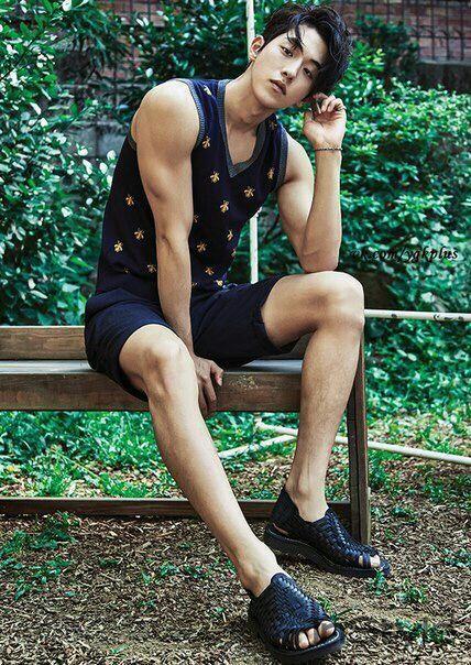 Kang Hyun (petit ami de Mira)23 ans