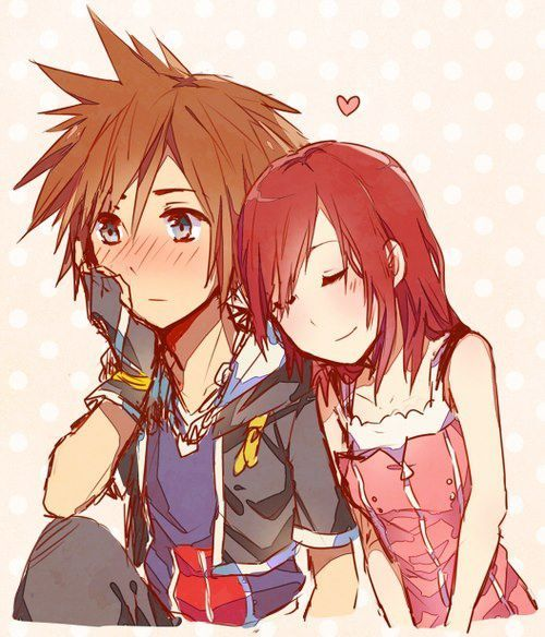 Kingdom Hearts: Royalty Hearts (Sora X Princess Of Heart