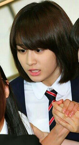 Baik Jungkook maupun Sohee sendiri pun tampak terkejut dengan kedatangan yeoja itu