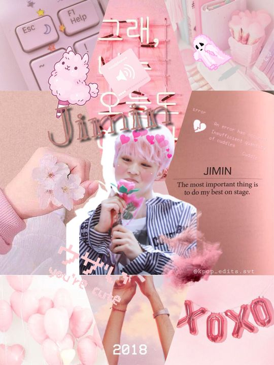 Kpop Wallpapers And Edits Bts Jimin Aestheticmoodboard