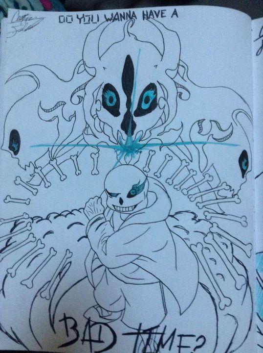 My Anime Drawings - Megalovania - Wattpad