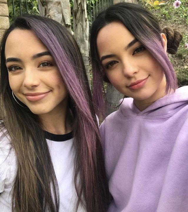 Veronica and Vanessa