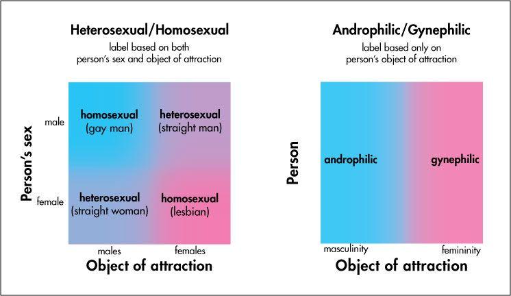 Androphilic heterosexual definition