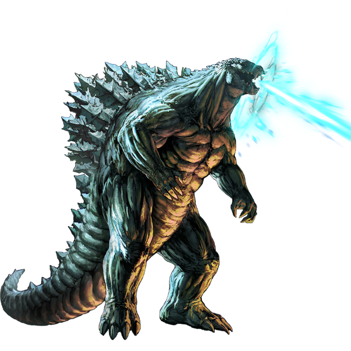 Godzilla Earth And Godzilla