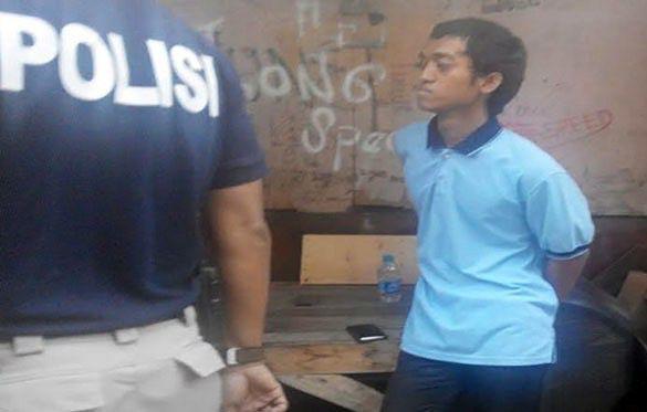 Daha sonrasında, 39 yaşlarındaki eski bir hükümlü olan Agus Darmawan adlı katil, sperm örneklerinden dolayı polisler tarafından yakalandı