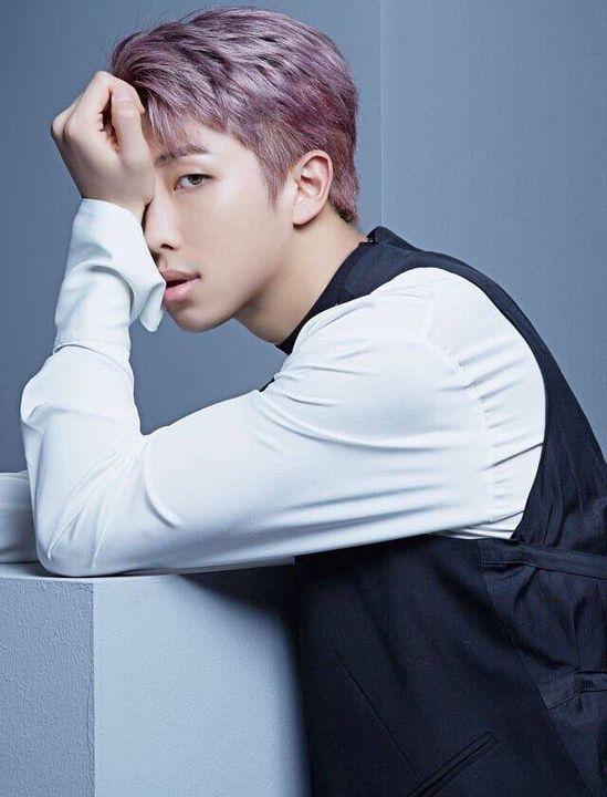 jin as namjoon's older brother