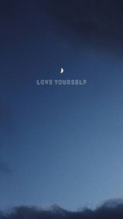 Simple Bts Love Yourself Wallpaper