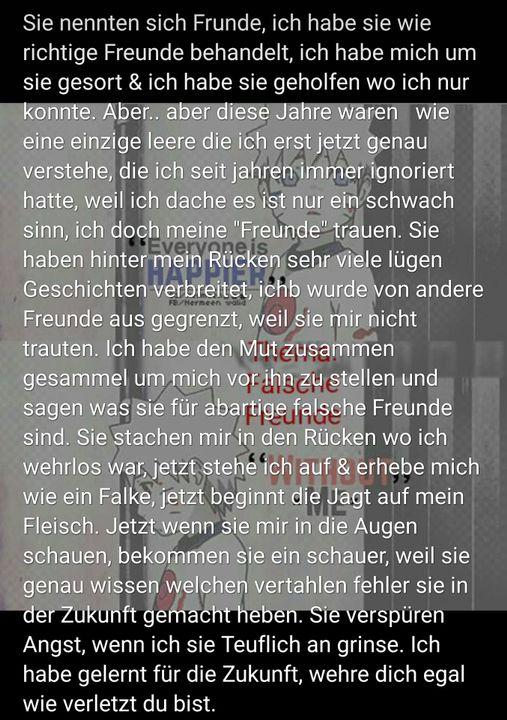 Poesie Sprüche Kurz Geschichten Falsche Freunde Wattpad