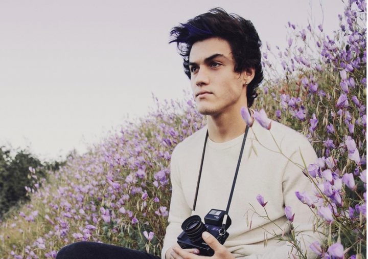 Julias Hale played by Ethan Dolan
