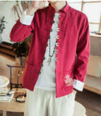 It can also be eastern style like this: