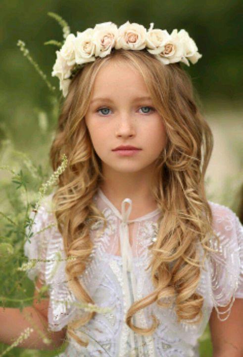 Essa é a pequena Sara de 6 anos a mais nova do orfanato e irmã casula de Chase!