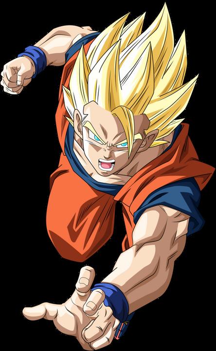 Torneo Murtiversal Goten Vs Goku Wattpad