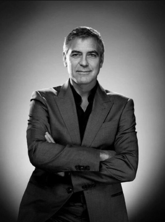 George Clooney as Adriano Russo