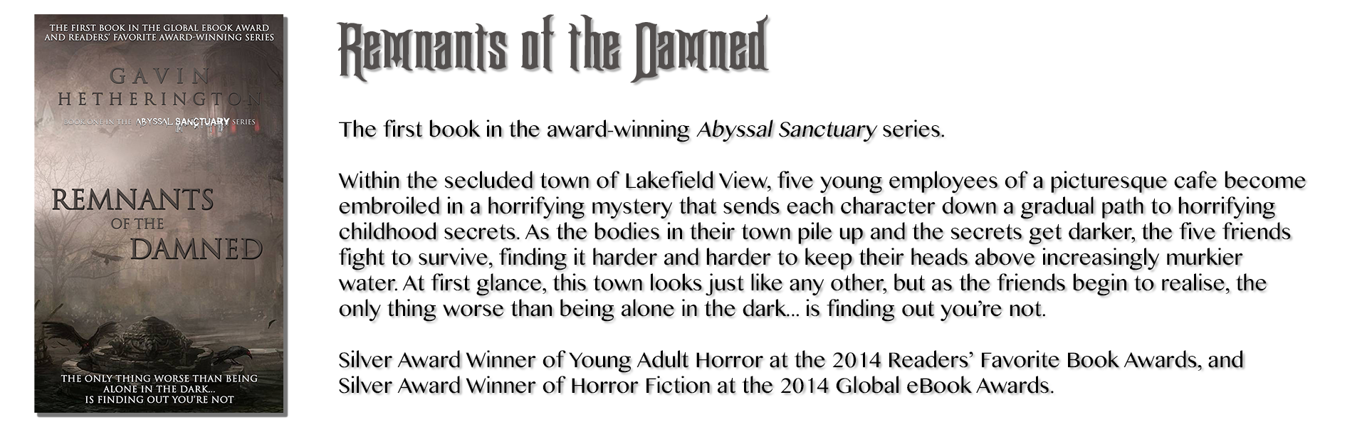 The Abyssal Sanctuary series: