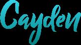 『 CAYDEN 』