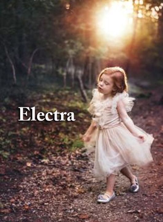 Once upon a time, in a different world than mine, there lived a girl named Electra Beaudry