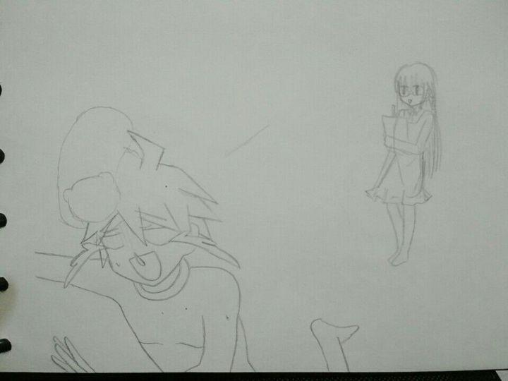 >>Ouma and Saihara [Our Adventure Log Has Vanished!]