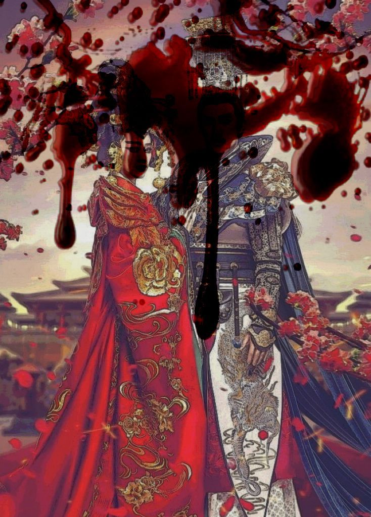 This is the original, I think the image is from Empress of China