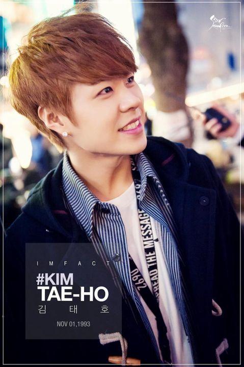 Nome: Kim Tae Ho