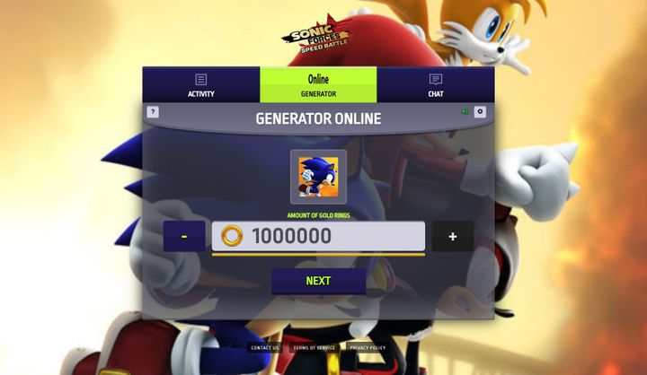 Sonic Forces Speed Battle Hack Mod Gold Rings and Red Star Rings