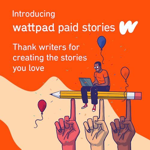 Through purchasing Coins to unlock Wattpad Next beta stories, cheering on writers, and applying to the program, Wattpadders have shown that they believe in the program, want to pay writers, and see value in the stories selected