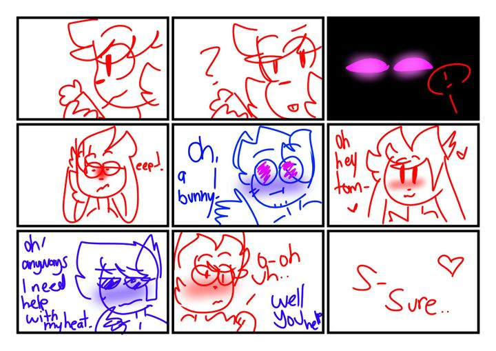 Smut Stories//Requests//Eddsworld//My Oc's// - TomTord Smut