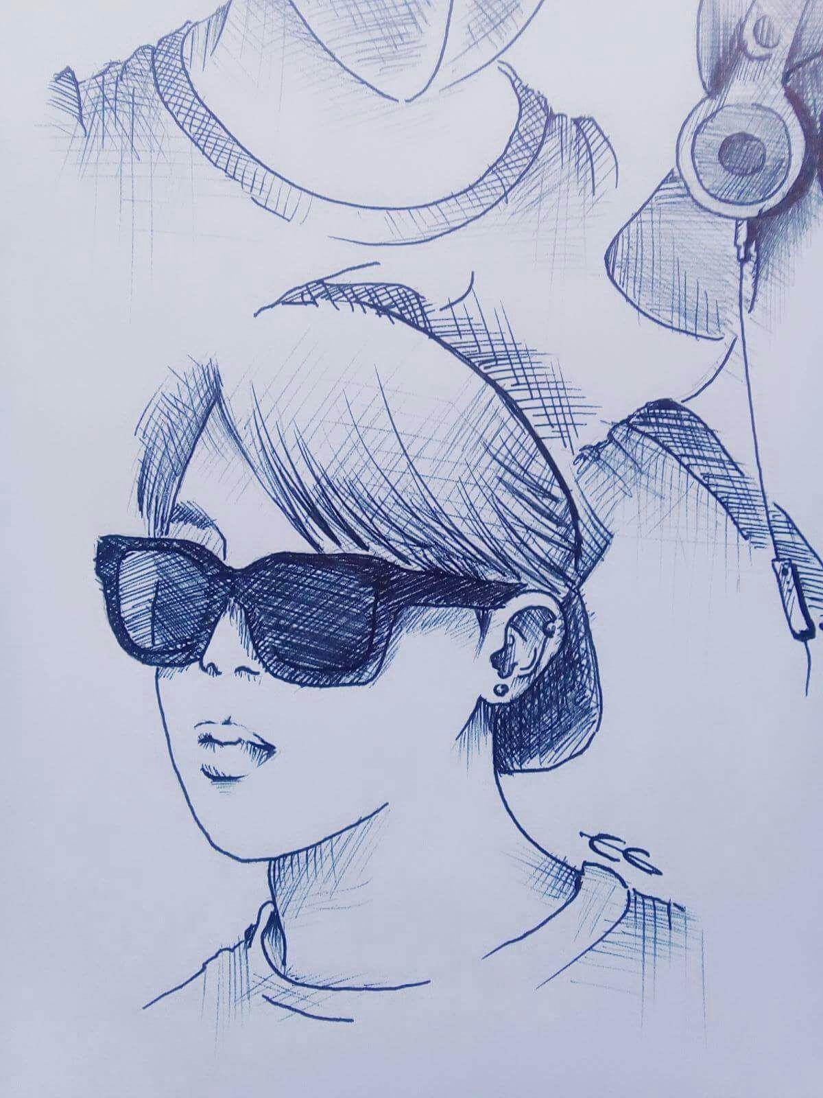 Mis Dibujos 7 Park Jimin Retratos Bts Wattpad