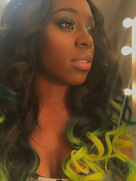 Trinity Fatu aka Naomi Knight looking gorgeous | Wrestling