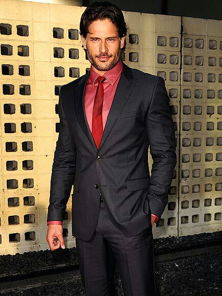 Joe Manganiello as Darius Blackthorne