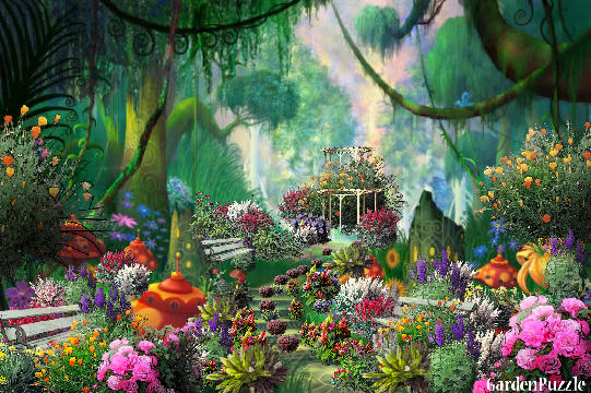 11 Gorgeous Tangled Gifs: The Fairy Land