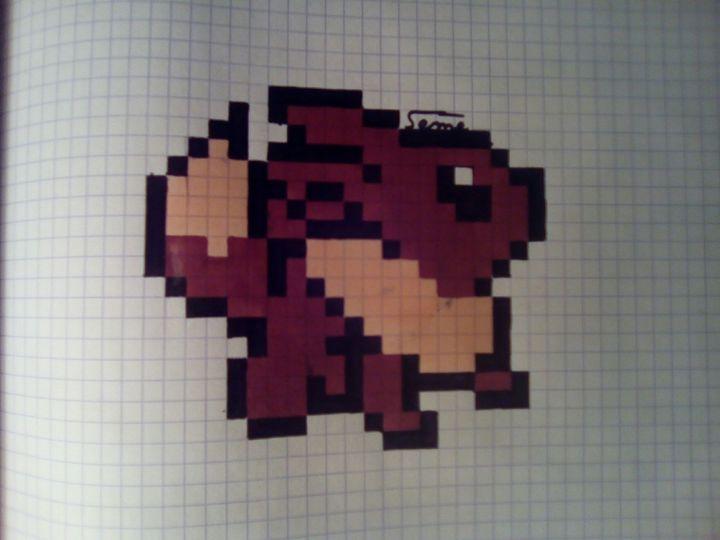 Pixel Evoli